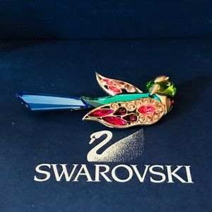 Signed Swarovski Crystal